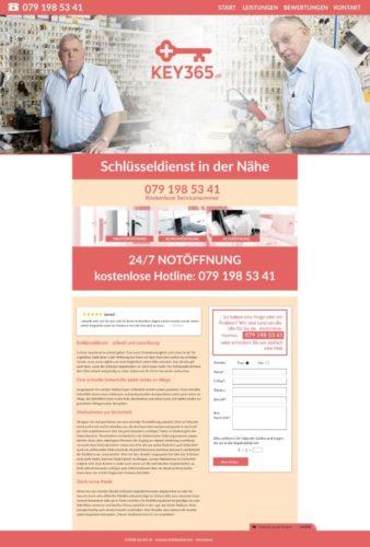 schüsseldienst-vergleich.ch / key365.ch wird verkauft