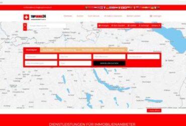 Topimmo24.ch zum Verkaufen/ Immobilen portal