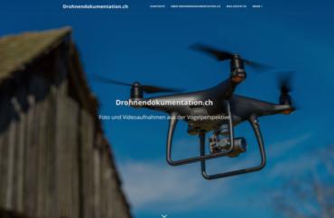 Drohnendokumentation.ch zu verkaufen
