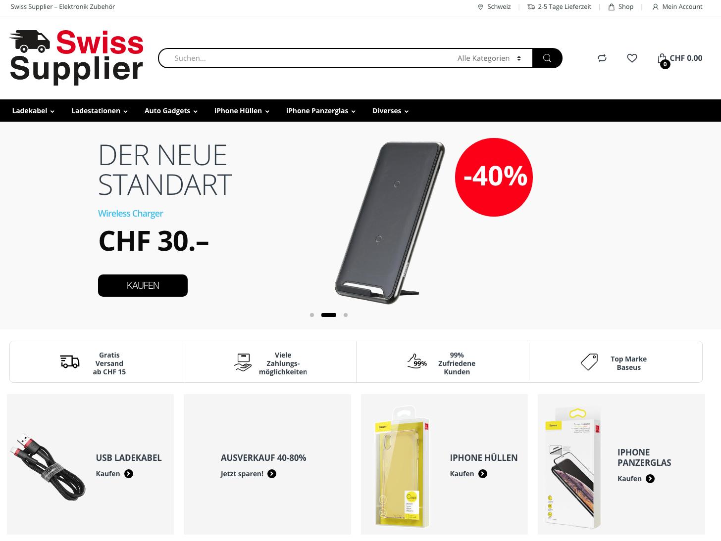 Verkaufe Onlineshop inklusive Produkte