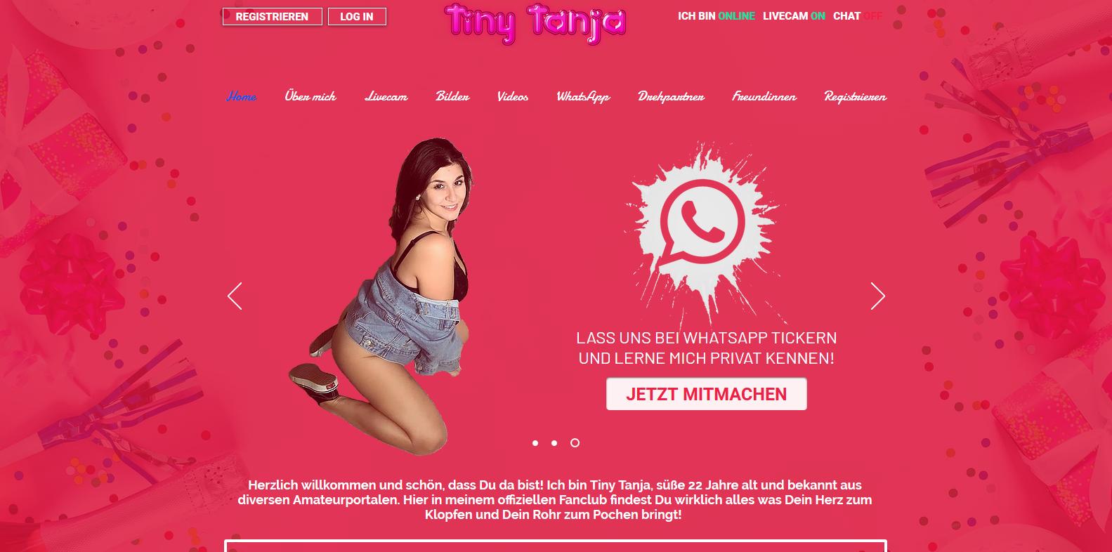 Schlüsselfertiges Adult Erotik Webprojekt mit Hohen Einnahmen