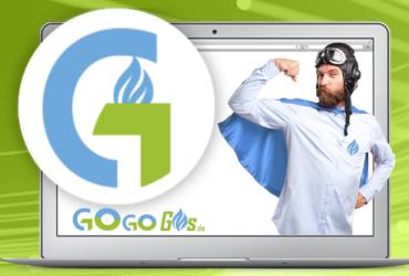 Webprojekt wie GoGogas.de | Komplettsystem mit eigenem Stromanbieterwechsel