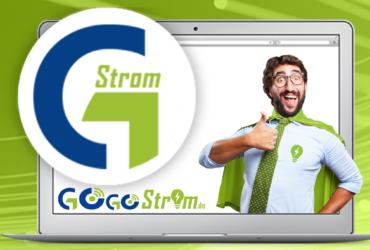 Webprojekt wie GoGoStrom.de | Komplettsystem mit eigenem Stromanbieterwechsel