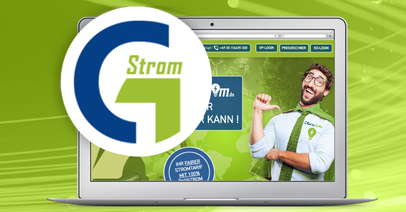 Webprojekt wie GoGoStrom.de   Komplettsystem mit eigenem Stromanbieterwechsel